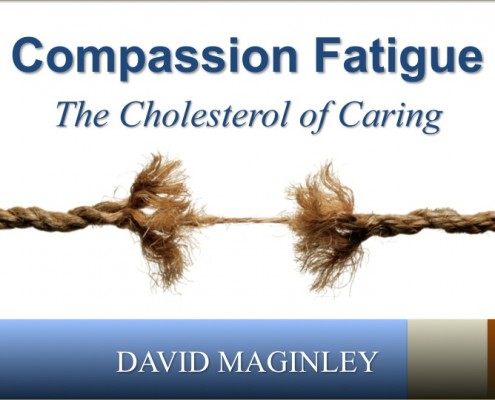 Compassion Fatigue Slide