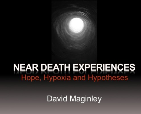 NDE Near Death Experiences Slide